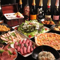 貸切 パーティー VIP ROOM 渋谷のおすすめ料理1