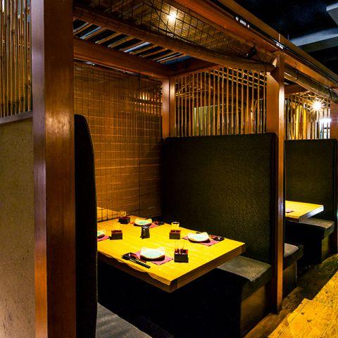 地鶏と個室居酒屋 よし河 難波店|店舗イメージ3