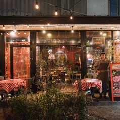 ASIAN TRIBE 仙台店の雰囲気1
