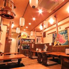 鳥三昧 松山店の雰囲気1