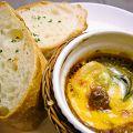 料理メニュー写真四種の焼きチーズ