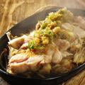 料理メニュー写真【地鶏:ひょうご味どり】もも肉のステーキ
