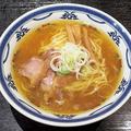 料理メニュー写真味鶏ラーメン(鶏中華そば)