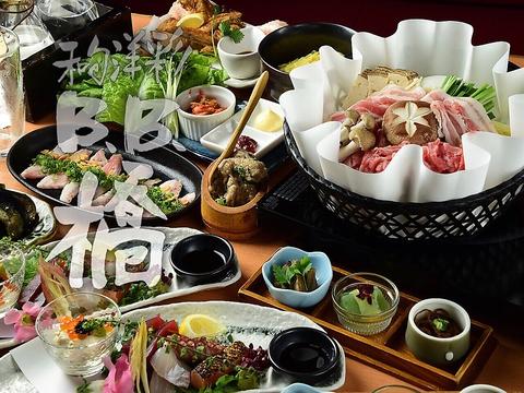 和風洋風どちらも味わえる創作居酒屋。美味しいお酒と旬の料理を楽しめるお店。