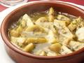 料理メニュー写真マッシュルームのアヒージョ/エビのアヒージョ/アサリのワイン煮