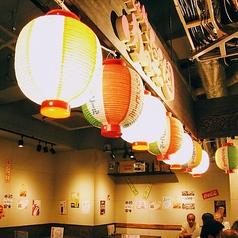 肉の楽園 渋谷肉横丁店の雰囲気1