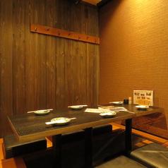 仲間同士の飲み会に★流川の居酒屋をお探しなら、隠れ家のような雰囲気自慢のココがお薦め。