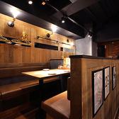 ◆最大宴会人数10名様対応可能♪お写真は当店で一番広い席のものです♪宴会向きのお席です☆