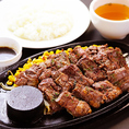 ≪ガッツリ食べられるお肉≫心ゆくまでお肉を堪能!鉄板で焼いたアツアツお肉は焼き目が最高!旨味が凝縮されて食べ応えもバツグン★ボリュームが100g・200g・300gとセレクトできるのも嬉しい♪テイクアウトも承ります。詳細は店舗まで♪
