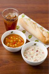 Chowder's Select Soup! チャウダーズセレクトスープ 東京ミッドタウン店