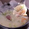 料理メニュー写真蔘鶏湯-サムゲタン-
