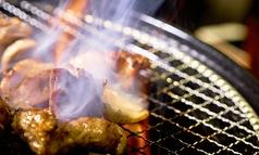 信州戸隠蕎麦と鶏焼き なな樹 中目黒 ハナレの写真