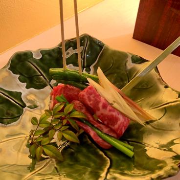和牛串 炭火焼 あゆみ乃のおすすめ料理1