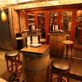 ★期間限定:オープンテラス席★暖かい時期には屋外でBBQ気分で塊肉とワインを楽しんでみてはいかがですか?ビアガーデンならぬ、ワインガーデンで仕事終わりに一杯!