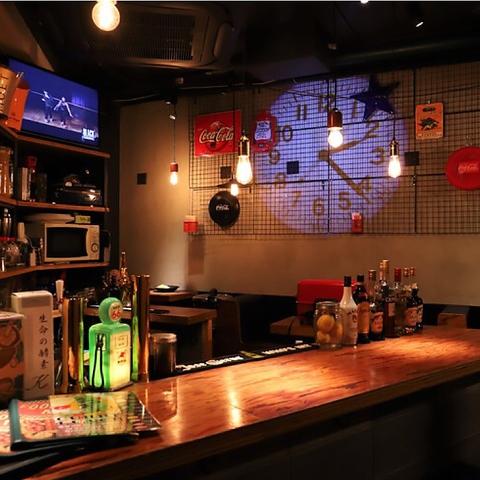 渋谷道玄坂の隠れ家バーはアットホームでオシャレな空間♪
