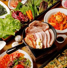 韓国料理 サムシセキ 白山店のおすすめ料理1