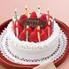 お誕生日のお祝いも♪