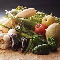 ◆野菜は直送!