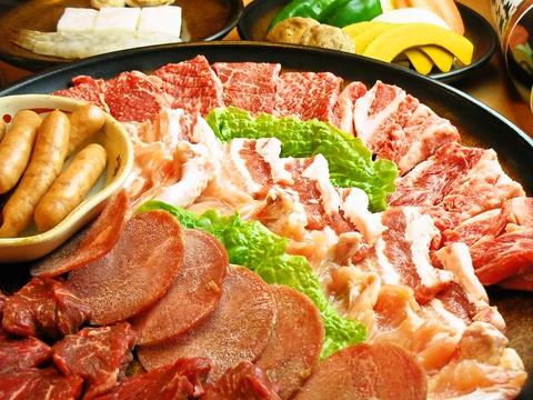 やわらかな食感とジューシーさが特徴の、美味しい長崎和牛が低価格で食べられるお店