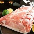 料理メニュー写真究極の豚!【 TOKYO-X 】 豚ロース炙り焼き