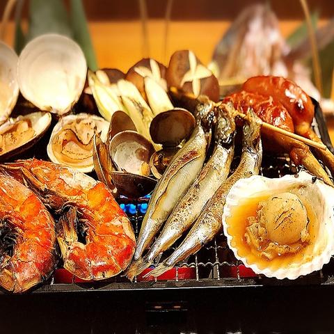 美味しいお酒と炉端焼き 盃-sakazuki-