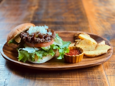 BBQバーガー BBQ Burger