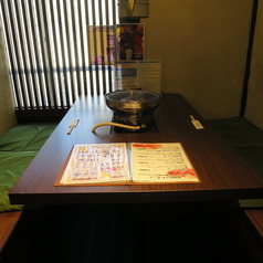 二階を貸切としてご利用いただくと、個室になります。 感染症対策にも対応しております