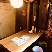 【2階】ゆったりテーブル席で各種飲み会!最大25名迄