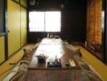 【2階】多数のお座敷個室をご用意しております。