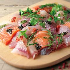 魚介ビストロsasaya BYO 大崎店のコース写真