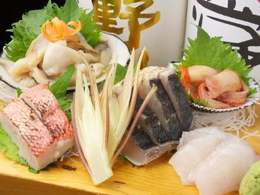 魚がし 友・日利 ゆかりのおすすめ料理1