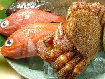 寿司 煮魚 かめ吉 八王子のおすすめ料理1