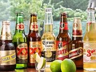 珍しいメキシコビール多数