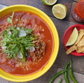 料理メニュー写真12種野菜のトマトフォー