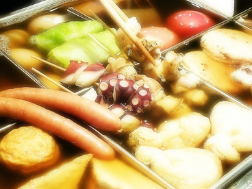 でんふくのおすすめ料理1