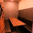 【1F】10名様までOKのテーブル個室