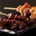 銘柄鶏の良いところを生かした逸品!国産鶏を使用しているので安心安全◎デカくて旨い焼き鳥をぜひご賞味ください!