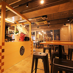日本酒が永遠に飲める居酒屋 たまり場 PONの雰囲気1