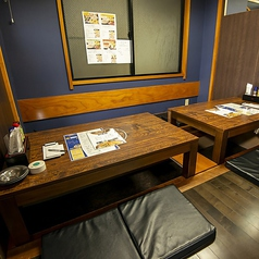 天ぷら酒場 新次郎 金山店の雰囲気1