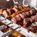 料理メニュー写真シュラスコ食べ放題 ブラジリアンBBQ