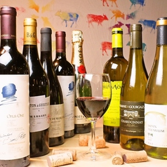 ソムリエがお料理に合わせてワインをご案内します★