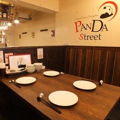 テーブルは4名様用のみとなります。4名様以上はカウンターでのお食事でお願いします。