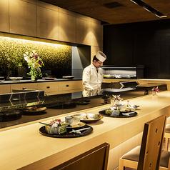 ホテル阪神大阪 日本料理 花座の雰囲気3