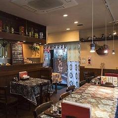 ウイグル料理 アパンディン キッチン 西川口店の雰囲気1