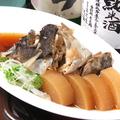料理メニュー写真五島鮮魚のあら煮