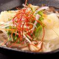 料理メニュー写真◆ 豆冨の 京風 木の子 餡かけ ◆