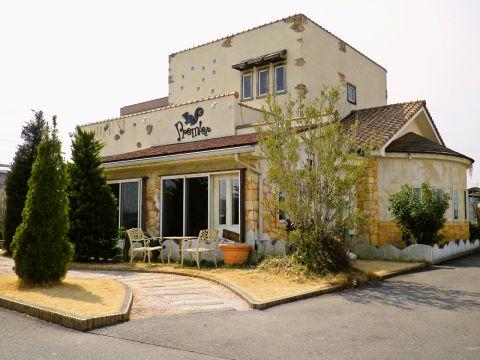 スイーツカフェ プルミエ 店舗イメージ2