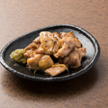 料理メニュー写真焼鳥 柚子胡椒