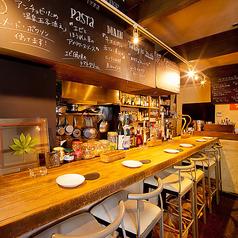 Cafe and bar SOL 梅田の雰囲気1
