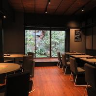京都ならではの町屋をリノベーションした洗練空間♪